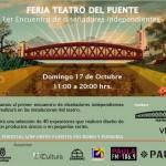 Feria de diseño Teatro del Puente