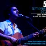 TOMAS GONZALEZ en concierto