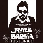 JAVIER BARRÍA en concierto