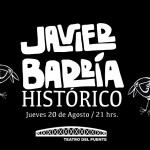 JAVIER BARRIA histórico