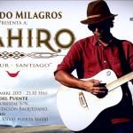 FERNANDO MILAGROS presenta a AMAHIRO