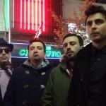 LOS SETAS en vivo en Teatro del Puente