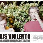 """PAÍS VIOLENTO lanza disco """"Tagadá"""""""