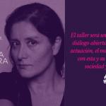 Sobre el oficio del Actor y Actriz por Catalina Saavedra