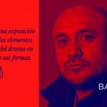 La línea del drama por Luis Barrales